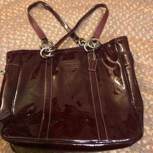 Coach ruby purse